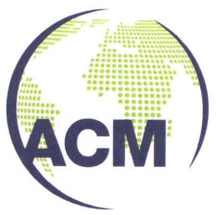chứng nhận iso 90001 ACM
